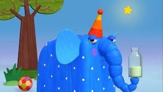 Деревяшки - Барашки - развивающие мультфильмы для самых маленьких 0-4 HD