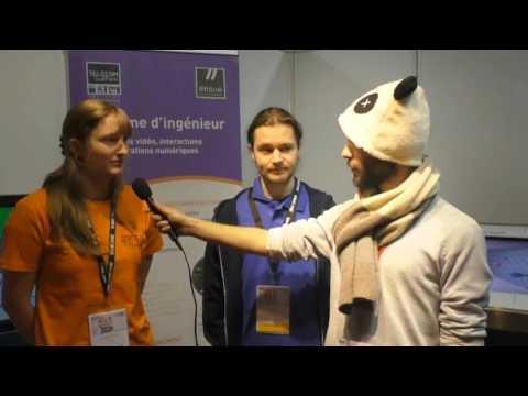 Interview Telecom Sud Paris [ESWC - PGW 2015]