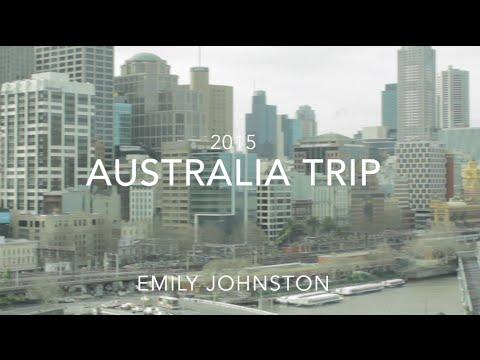 Australia Trip 2015