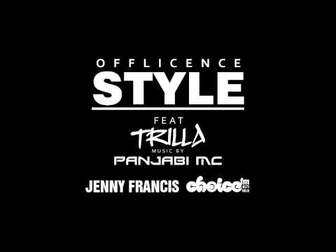 Style - Trilla   Panjabi MC   Offlicence on Choice FM w/ Jenny Francis