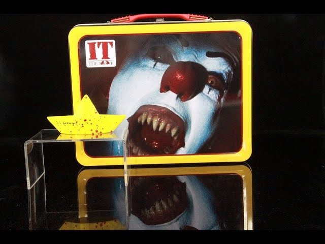 PENNYWISE IT SS GEORGIE DIECAST NEW!