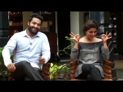 NTR And Samantha Super Funny Conversation | TFPC