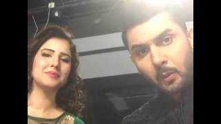 Repeat youtube video Absa Komal & Abdullah Sultan live on Facebook Eid 1st Day p2