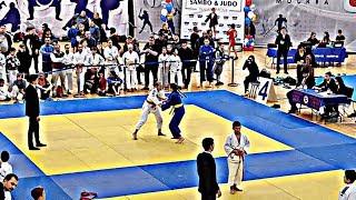 Самбо-70. Sambo&Judo Tournament II по дзюдо, Москва 09.11.2019