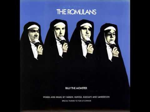 Billy The Monster - The Romulans - 1994