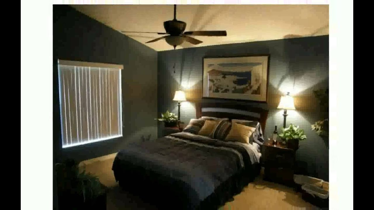 Room Decoration Ideas for Guys - YouTube