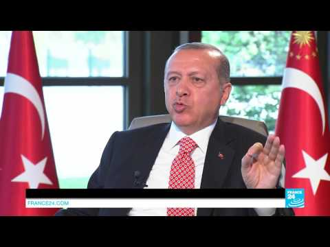 "EXCLUSIVE - Erdogan warns Kurds: ""Don't dare to seek independence in Iraq and in Turkey!"""