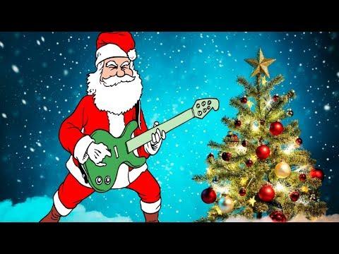 Новогодняя песня - Дед Мороз зажигает! - СМЕХ У ЕЛОЧКИ - Видео приколы ржачные до слез