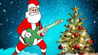 Новогодняя песня - Дед Мороз зажигает! - СМЕХ У ЕЛОЧКИ