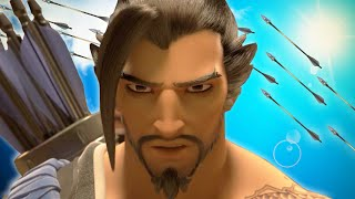 How Far Can Hanzo Shoot? | Overwatch Science Episode 3: