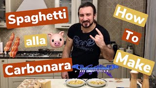 DragonForce: How to Make Spaghetti Carbonara with Drummer Gee Anzalone