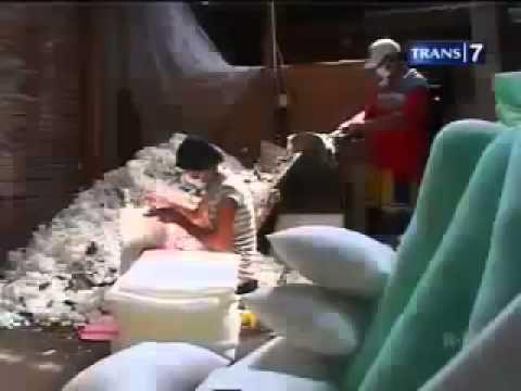 sofa bed kasur busa lipat inoac jakarta leather repair san antonio jual bandung tlp 081384841348 youtube