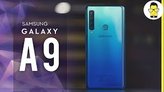 Samsung Galaxy A9 review | comparison with OnePlus 6T, Poco F1, and LG G7+ ThinQ