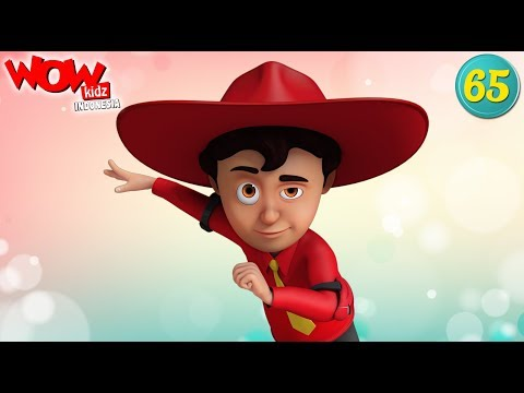 Kisah Anak-Anak | Chacha Bhatija | animasi indonesia | Kartun Lucu | Pertandingan Sepatu Roda