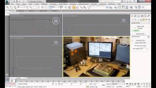Tutorial for Camera Match Utility in 3d Studio Max