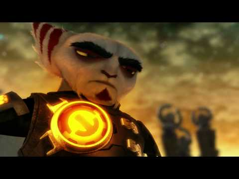 Ratchet And Clank®Future: A Crack In Time - Teaser Trailer
