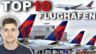 Der WIRKLICH größte Flughafen der WELT! AeroNewsGermany