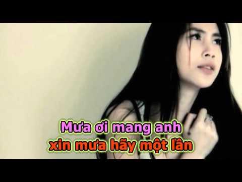 Thuy Tien & Noo Phuoc Thinh - Quay Ve Di (Karaoke)