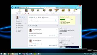 Yammer SSO using azure AD - End User experience of the SSO with AAD (Without ADFS)