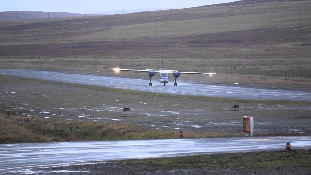 Sumburgh Airport alert over Shetland plane 'problem' | ARFFWG ...