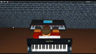 Hallelujah - Various Positions by: Leonard Cohen on a ROBLOX piano.