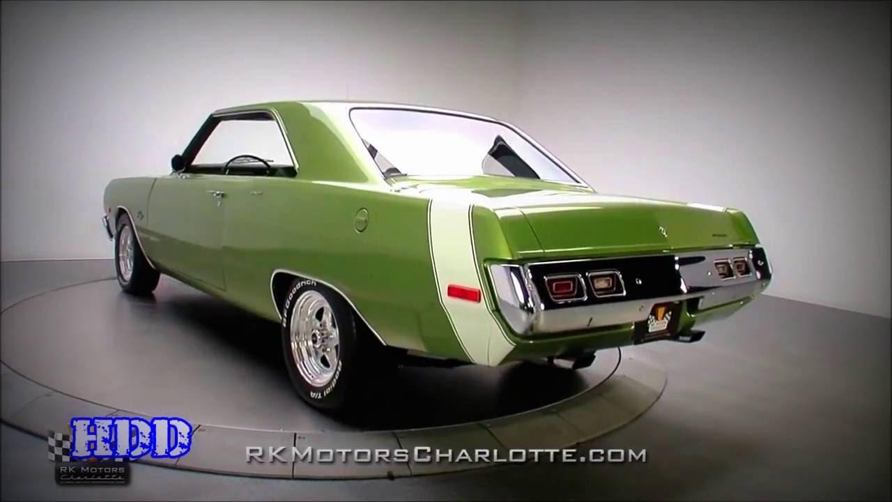 Historia Dodge Dart  1960 - 2016