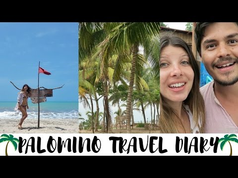 PALOMINO, COLOMBIA TRAVEL DIARY: Things To Do In Palomino (aka. Tropical Paradise)