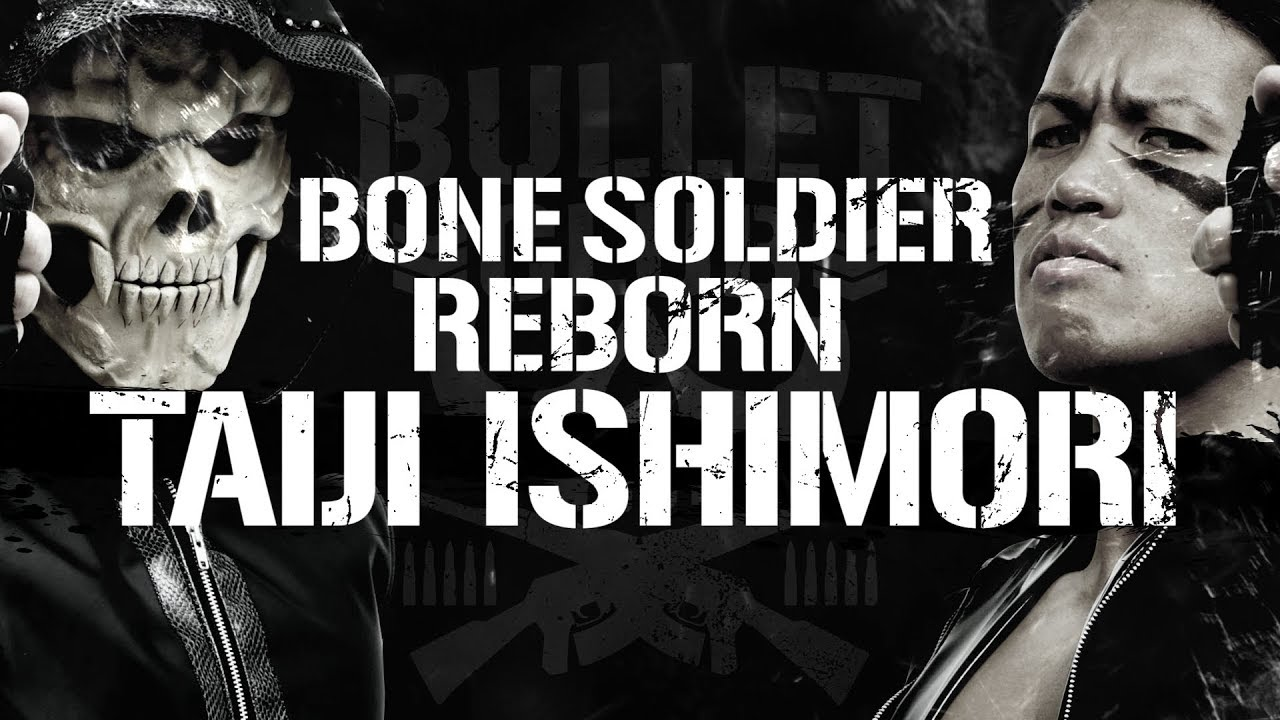 BONE SOLDIER REBORN - Taiji Ishimori Special Interview