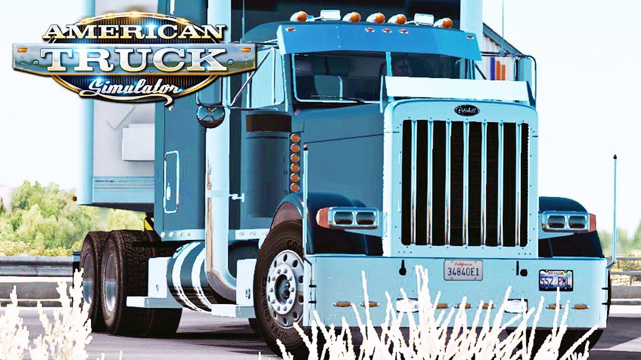 American Truck Simulator - Traffic Jam