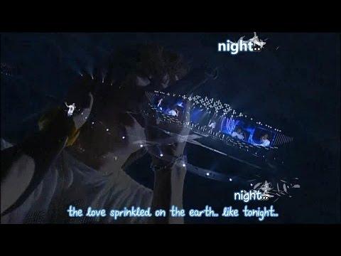 DBSK 동방신기 - Tonight 3rd Asia Tour [eng + rom + hangul + karaoke sub]