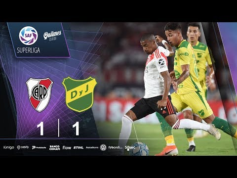 Atletico River Plate Defensa y Justicia Goals And Highlights