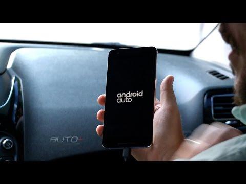 Google traz o Android Auto para os carros nacionais