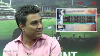 Comparing Kallis to Tendulkar | Matchpoint