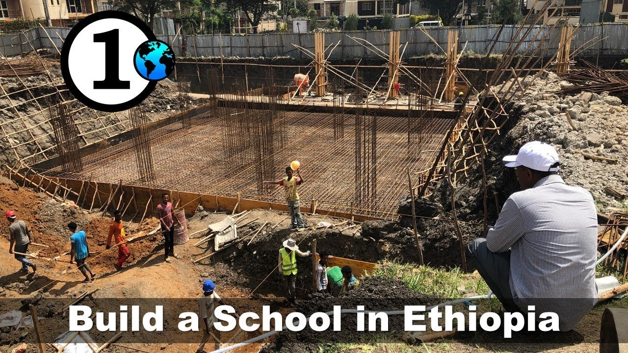 Help build a school in Ethiopia   Indiegogo