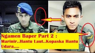 Video Infantri Hantu Rimba Marinir Hantu Laut Kopaska Hantu Udara TNI tentara Indonesia Ngamen bikin BA download MP3, 3GP, MP4, WEBM, AVI, FLV April 2018