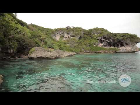 Travel destinations - Lifou, Loyalty Islands