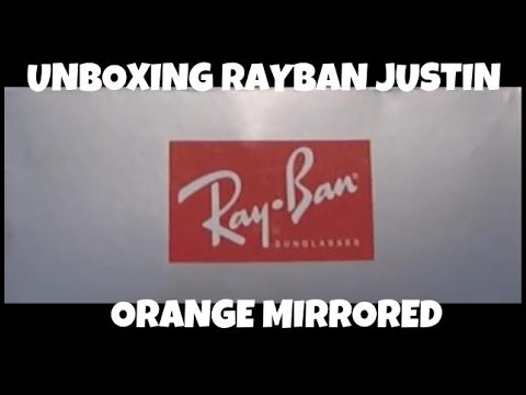 gopro:-unboxing-rayban-justin-4165-orange-mirrored