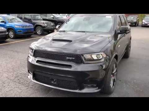 Its Finally Here 2018 Srt Durango Blacked Out Youtube