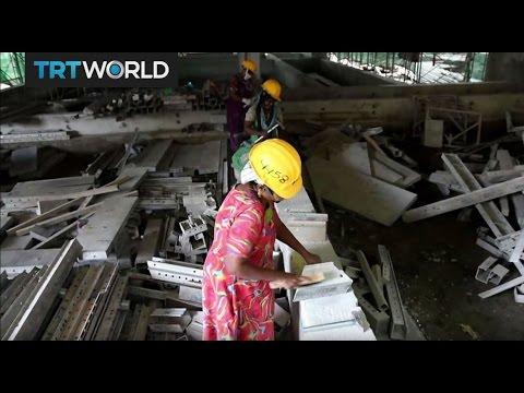 Money Talks: Sri Lanka struggles during construction boom