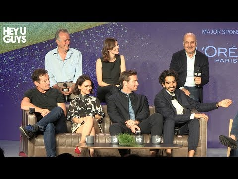 Dev Patel & Armie Hammer on the humanity & hope of Hotel Mumbai - TIFF press conference