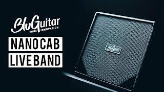 BluGuitar Nano Cab Live Band - Big Enough Sound To Gig? // Guthrie Kennard
