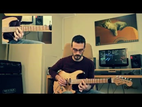 Goodnight Kiss Guitar Solo Cover - Ali Ozen