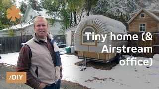 Colorado Portable Tiny House   Airstream Ish Portable Office