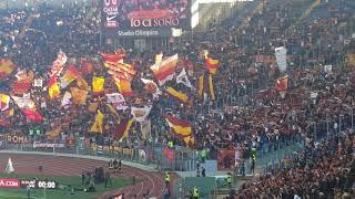 Roma Roma (Inno AS Roma) - AS Roma vs UC Sampdoria - Stadio Olimpico - 11/11/2018