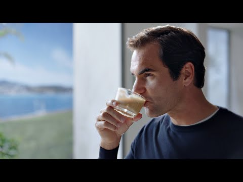 JURA E8 Piano Black | Commercial featuring Roger Federer EN
