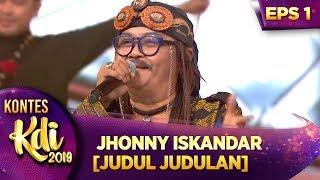Gambar cover ASOY! NYANYI BARENG JHONNY ISKANDAR [JUDUL JUDULAN] - KONTES KDI EPS 1 (22/7)