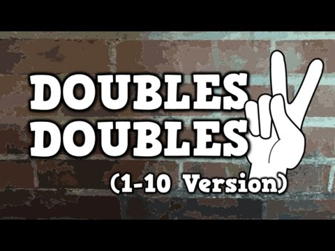 DOUBLES! DOUBLES! (*new* 1-10 version)
