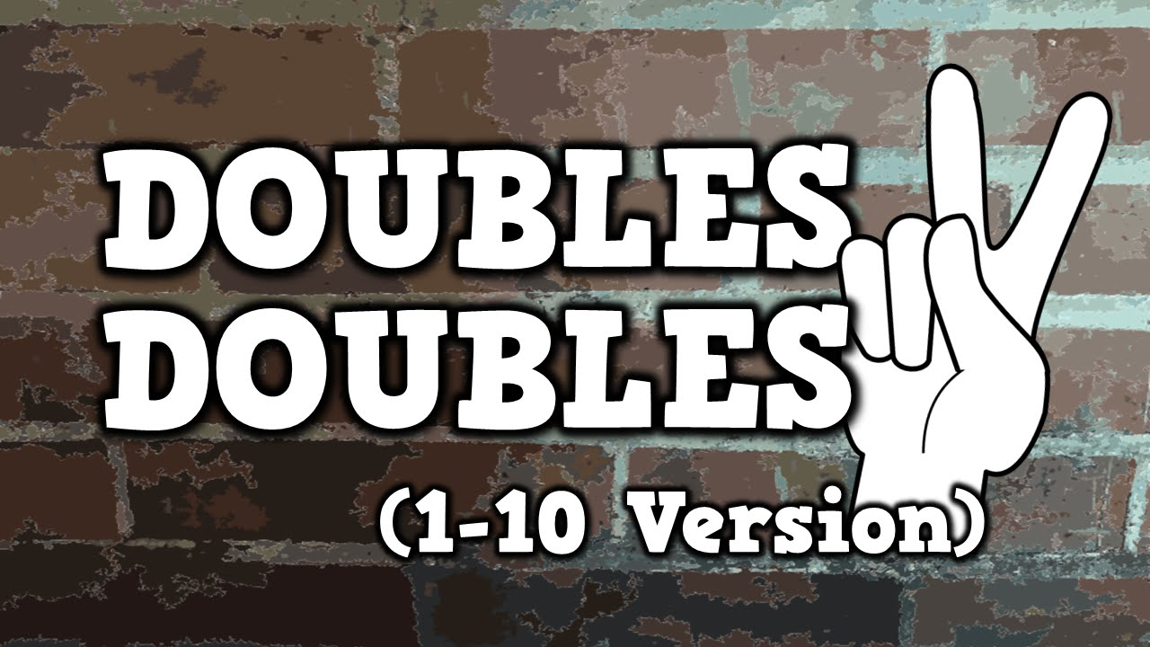 hight resolution of Solve doubles and doubles plus 1 (examples
