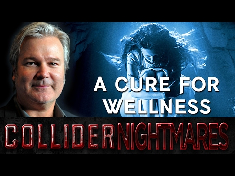 A Cure For Wellness Director Gore Verbinski   Collider Nightmares