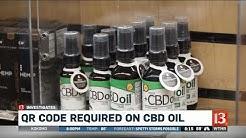 CBD oil labeling rules